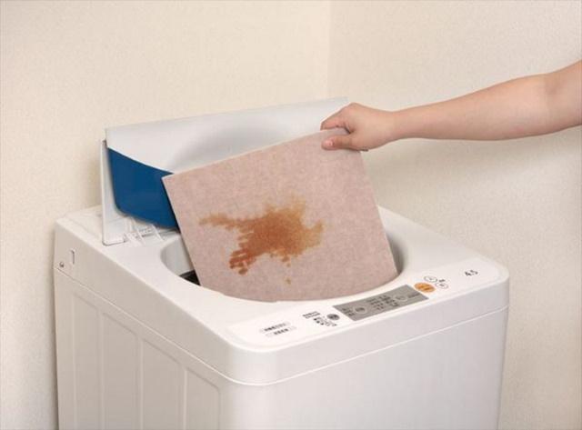 洗濯機で洗えるバリアフリーマット