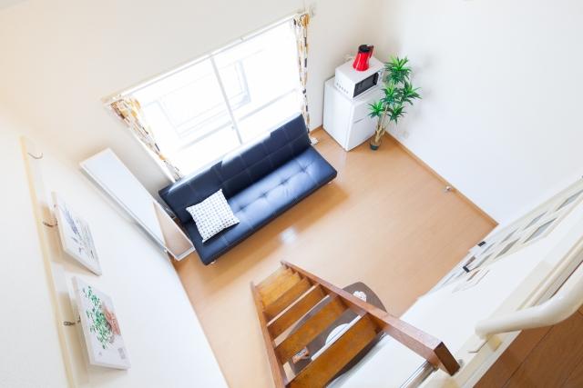 家具の配置を確認